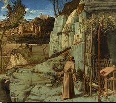 What Are the 10 Best Works of Art in New York Museums? Let the Debate Begin || Giovanni Bellini, St. Francis in the Desert