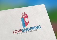 Love Shopping by Josuf Media on Creative Market