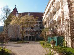 Spielfeld Castle in Styria, Austria