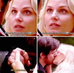 "Emma and Hook - 5 * 7 ""Nimue"" #CaptainSwan"