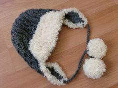 kulaklikli bere Knitting Patterns, Winter Hats, Baby, Anne, Knit Patterns, Knitting Paterns, Newborns, Baby Baby, Infants
