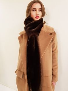 Camel Summy coat Wool Fabric, Amelia, Elegant, Coat, How To Wear, Jackets, Outfits, Style, Fashion