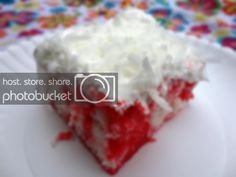 Poke Cake Recipes, Poke Cakes, Raspberry Zinger Cake, Cake Mix Brownies, Types Of Cakes, A Food, Cooking Recipes, Ice Cream, Baking