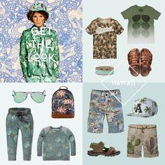 zomerkleding jongens, kindermode zomer 2015, hawaii trend kinderkleding, boyslabel, trendy jongenskleding, boysfasshion, Boys Hawaii
