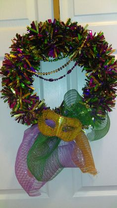 25' Moss Covered Grapevine Garland | Garland form Mardi Gras ...