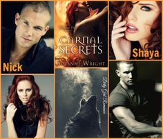 Carnal Secrets (The Phoenix Pack # 3) by Suzanne Wright