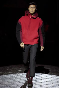 Kenzo Fall 2013 Menswear Collection Slideshow on Style.com