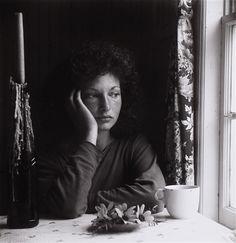 Alexander Hackenschmid, Maya Deren, nedatováno, Made of vintage gelatin silver print
