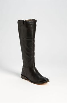 My dream boot for next year. Frye 'Paige' Tall Riding Boot available at #Nordstrom