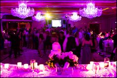 Michelle and Mario – The Venetian  Garfield NJ table view