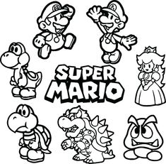 Free Coloring Sheets to Print Mario . 4 Free Coloring Sheets to Print Mario . Super Mario Coloring Page Beautiful S Mario Odyssey Super Mario Coloring Pages, Cool Coloring Pages, Cartoon Coloring Pages, Christmas Coloring Pages, Coloring Pages To Print, Coloring Pages For Kids, Coloring Sheets, Coloring Books, Colouring
