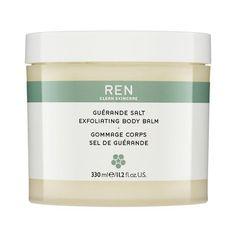 REN Guerande Salt Exfoliating Body Balm (330ml)
