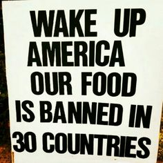 Wake up, America! Why do you think they want TTIP? Monsanto and other corporations can sue governments who will not bend over for them! Wake Up, Need To Know, How To Become, Cancer, Knowledge, This Or That Questions, Sayings, Think, Quotes