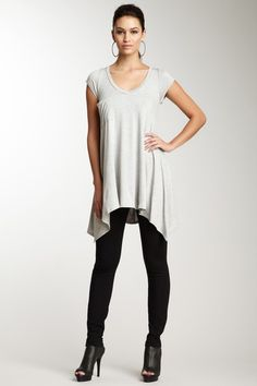 Sophia Tunic Top: I bought one similar to this!