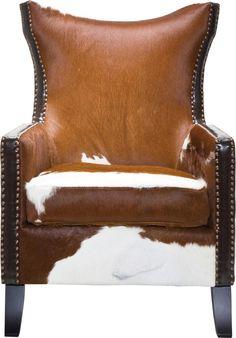 Sessel Denver Cow