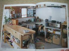 マッタリ バリュー生活: 「ずらり 料理上手の台所 その2」は業務用キッチンの使い方が参考になる