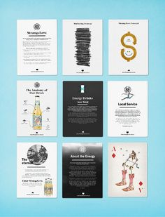 StrangeLove - Promotional Gift - Marx - Packaging & Branding