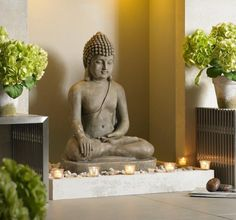 Buddhist Decoration Ideas Fresh Using Buddha for Feng Shui