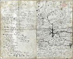 La généalogie fantastique de Gérard de Nerval, né Labrunie, 1841 - document complet | analyse de Sylvie Lécuyer.