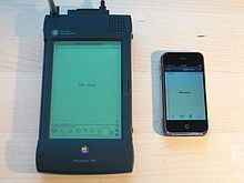 History of the iPhone - Wikipedia, the free encyclopedia