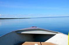 Great Bear Lake Deline Northwest Territories