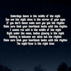 Dancing In The Dark- Rihanna