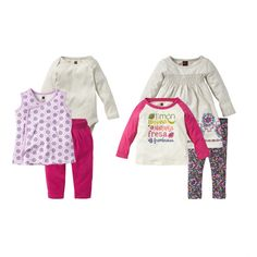 Moon Valley Magic Set | Cute and comfy styles for your little moonbeam. Click on style names below for details: