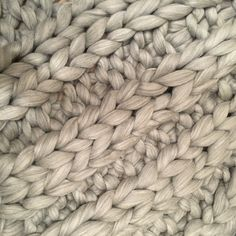 Giant knitting blankets and throws lovingly handmade with cloud soft luxurious merino unspun chunky wool roving Knitted Blankets, Merino Wool Blanket, Giant Knitting, Extreme Knitting, Chunky Wool, Blogger Themes, Beautiful Hands, Handmade, Knits