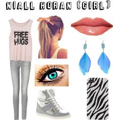 Niall inspired outfit <3