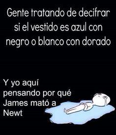 James ¿por qué?