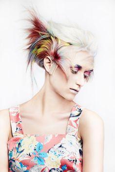 Dmitry Vinokurov - Space Chronicles #dmitryvinokurov #haircolor #coloring #colorhair #цветныеволосы #окрашивание #колорирование #волосы