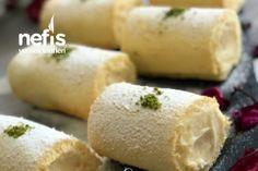 Porsiyonluk Rulo Pasta Tarifi Homemade Beauty Products, Food And Drink, Bread, Cheese, Desserts, Recipes, Sultan, Kuchen, Brot