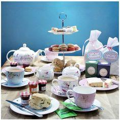Vintage Afternoon Tea, £55.95 Afternoon Tea Set, Beautiful Homes, House Beautiful, Costco, Tasty, Hampers, Vintage, Ebay, Food