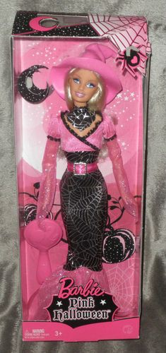 1000+ images about Halloween Barbie - collection through ...