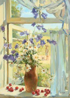 Pretty Art, Cute Art, Fairytale Art, Classical Art, Light Painting, Aesthetic Art, Art Inspo, Flower Art, Watercolor Art