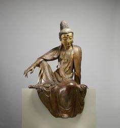 Chinese_-_Seated_Guanyin_(Kuan-yin)_Bodhisattva_-_Walters_25256_(2).jpg (1690×1800)