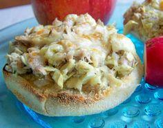 Recipe of the Day: Tuna Melt on English Muffins