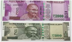 Currency crisis; Does new 500's and 100's notes end the concern of general public?   Its the time to welcome the new currency notes which will replace the demonetized 500's and 1000's as the new ones arrive at most of the head quarters of RBI.  The newly announced notes are on the go to all corners of India from the Govt currency press Nasik.