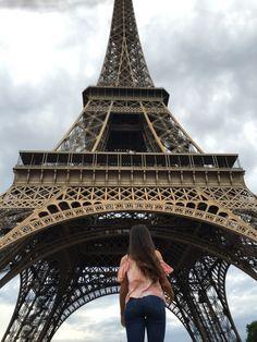 The Eiffel Tower | Paris, France