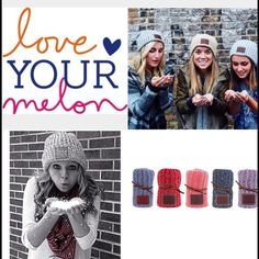 2f928d2b6a2e9 Adorable beanies many colors PLEASE SHARE!!!! Looking for a cute beanie  for. Love Your MelonCute ...