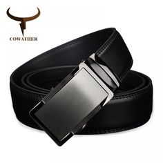 Responsible 2017 Hot Sale New Mens Strap Genuine Leather Casual All-match Men Brief Leather Belt Mens Strap Belt Pure Color Belts Carefully Selected Materials Apparel Accessories