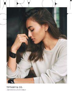いいね!64.5千件、コメント188件 ― Jun Hasegawaさん(@liveglenwood)のInstagramアカウント: 「@tiffanyandco for Frau magazine.」