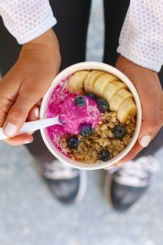 The Best Spots to Eat + Sweat in Downtown Santa Monica