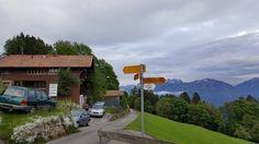 Schweiz, Käse und Eierverkauf direkt ab Hof, oberhalb Beatenberg