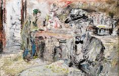View the latest auction results for Jack Butler Yeats from our extensive auction archive. Jack B, Irish Art, Global Art, Art Auction, Art Market, Butler, Sculpture Art, The Man, Oil On Canvas