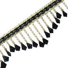 Decorative Upholstery Fringe Trim Ribbon Curtain Accessor...…