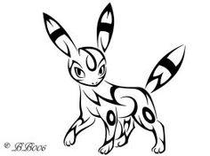 DeviantArt: More Artists Like Tribal Umbreon by Tatoo Art, Body Art Tattoos, Tribal Tattoos, Tatoos, Tribal Pokemon, Cute Pokemon, Umbreon And Espeon, Pokemon Eeveelutions, Tribal Drawings