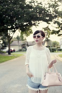 Discover more of Keiko Lynns http://www.stylekick.com