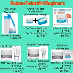 If you aren't ready for a full regimen, why not try one of our minis? Something for everyone! You love and feel the difference!! Message me and I'll save you 10% off and free shipping! #smoothskin #minis #bestskincare #somethingforeveryone