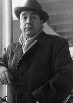 Pablo Neruda was the pen name and, later, legal name of the Chilean poet, diplomat and politician Neftali Ricardo Reyes Basoalto. He chose his pen name after Czech poet Jan Neruda. In 1971 Neruda won the Nobel Prize for Literature. Wikipedia